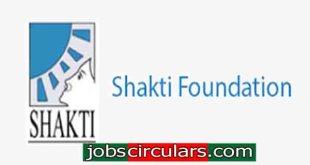 shakti foundation Shakti Foundation 2018 |Total Post 355
