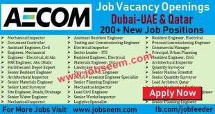 AECOM Jobs Latest Aecom Careers in Dubai-UAE, Qatar AECOM Salaries