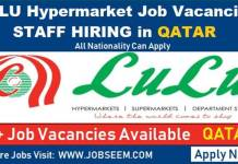 LULU Hypermarket Jobs in Qatar Lulu Job Careers Vacancy 2018