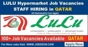 LULU Hypermarket Jobs in Qatar Lulu Job Careers Vacancy 2018