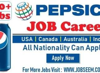 PepsiCo Careers   Job Vacancy Recruitment in PEPSI Company 2020   USA-Canada-Australia-India