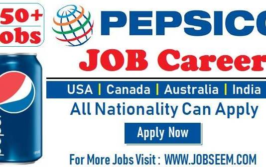 PepsiCo Careers | Job Vacancy Recruitment in PEPSI Company 2020 | USA-Canada-Australia-India