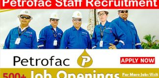Petrofac Jobs Vacancy Openings & Careers Recruitment 2020
