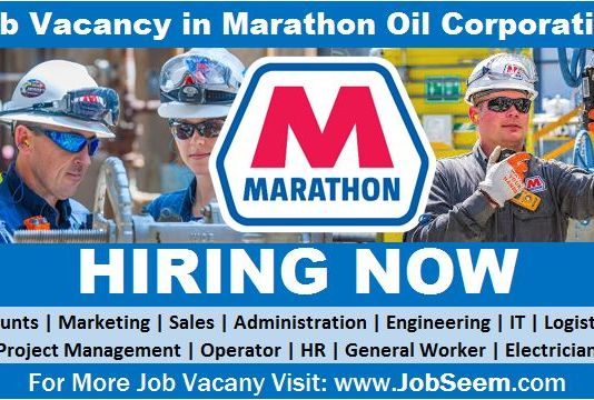 Marathon Petroleum Jobs USA Oil and Gas Vacancy with Salary