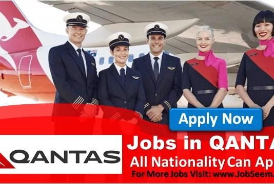 Qantas Careers and Jobs Recruitment Latest Airways Vacancies and Job Openings