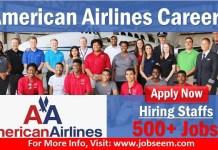 American Airlines Careers Job Vacancy Openings Apply Now