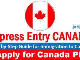 Canada Express Entry Immigrate to Canada