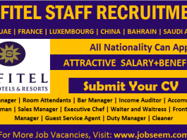 Sofitel Careers Opportunity New Job Vacancy Openings and Recruitment