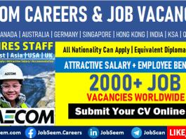 AECOM Careers and Job Vacancies Worldwide Openings