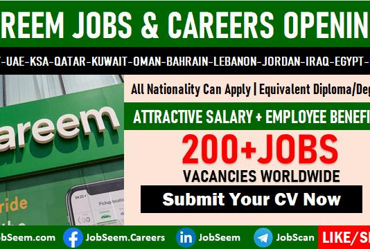 Careem Careers and Job Vacancy Recruitment 2020 Latest Call Center Job Openings