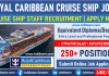 Royal Caribbean International Jobs Recruitment Cruise Ship Careers Vacancy Openings and Staff Hiring