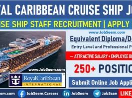 Royal Caribbean International Jobs Recruitment Cruise Ship Careers Vacancy Openings and Staff Hiring