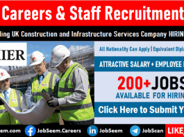 Kier Jobs Recruitment Kier Construction Company Employment and Careers Opening