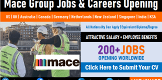 Mace Group Construction Job Openings Mace Group Careers Vacancies Recruitment