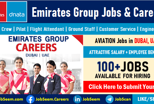 Emirates Group Careers Submit Job Application for Current Vacancy Openings and Staff Recruitment