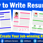 How to Write CV or Resume Tips to Create Your Job-winning Resume