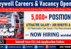 Honeywell Careers and Job Vacancies, Latest Openings for Freshers Recruitment, Submit Honeywell Job Application Online