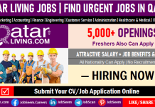 Qatar Living Jobs, Vacancies, Employment, Urgent Hiring Today for Driver, Housemaid, Nanny, Babysitter, Accountant, and More Careers Recruitment