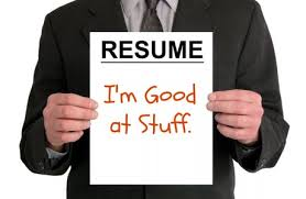 Resume Building Tips