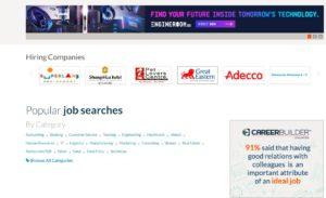 JobsCentral Singapore Job sites