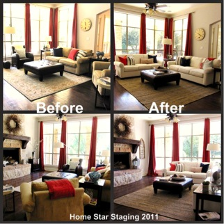 stage a house home staging before after home staging ideas how to stage a bedroom with stage a. Black Bedroom Furniture Sets. Home Design Ideas