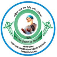 bfuhs faridkot logo