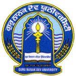gndu amritsar logo