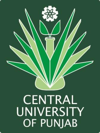 central university of bathinda cup logo
