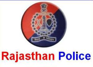 rajasthan police logo