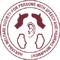 Haryana Welfare Society for Persons with Speech and Hearing Impairment logo