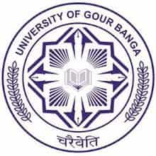 gour banga university logo