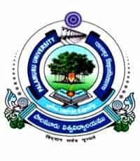 palamuru university logo