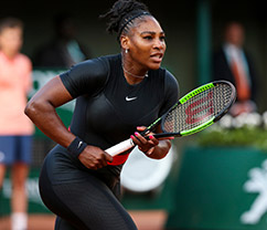 serena williams influential women in sports 2018