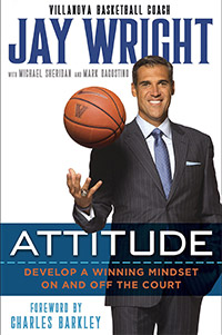 sports management books attitude jay wright