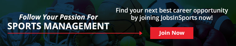 the ultimate list of sports management jobs  u0026 careers