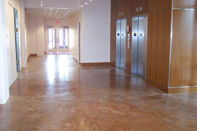 The Jobsite Supply Stained Concrete Program  Water Based  Acid Concrete Stains for Floors