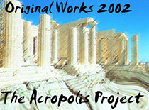 The Acropolis Project: Balance poster