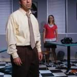 Paul J. Potenza and Caitlin Eason in Jobsite's Blackbird. (Photo by Brian Smallheer.)
