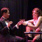 David Doan and Ami Sallee in Jobsite's Waiting on Sean Flynn.