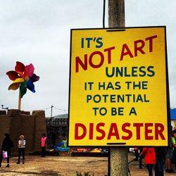 art-disaster