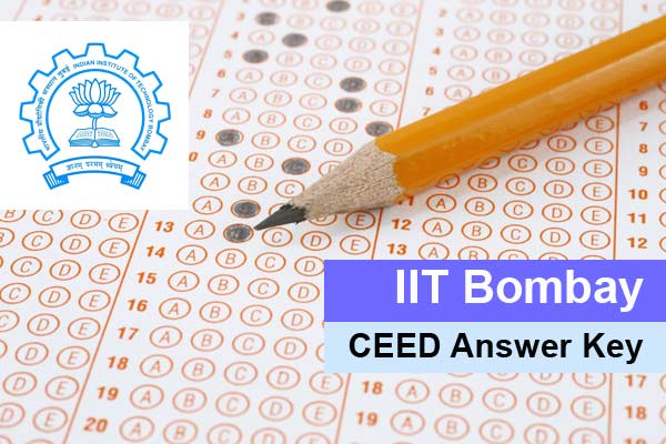 GATE IIT Bombay CEED Answer Key