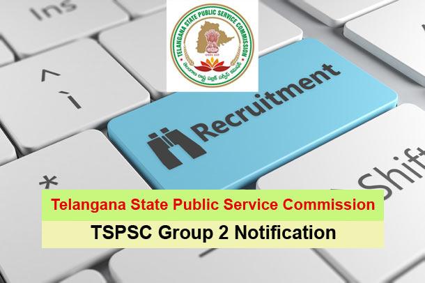 TSPSC Group 2 Notification