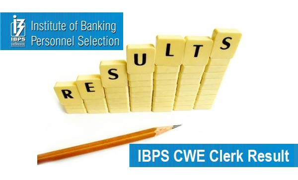 IBPS Clerk Result along with IBPS Clerk Score Card Available