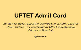 UPTET Admit Card 2017 Available @upbasiceduboard.gov.in