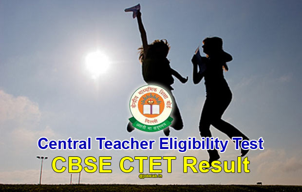 CTET Result 2016 for SEPT 2016 Exam Check CTET Merit List, Cut off Marks