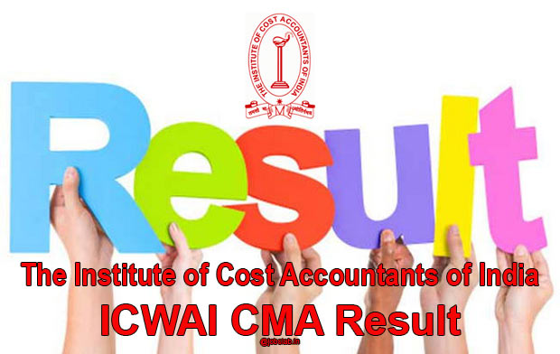 ICWAI CMA Result Dec 2015 Exam– Inter & Final Results to be Declared On 21st February