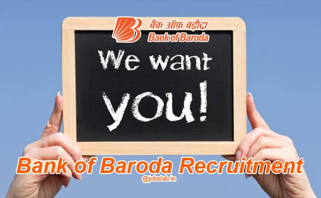 Bank of Baroda Recruitment 2016 Apply for Specialist Officer Posts