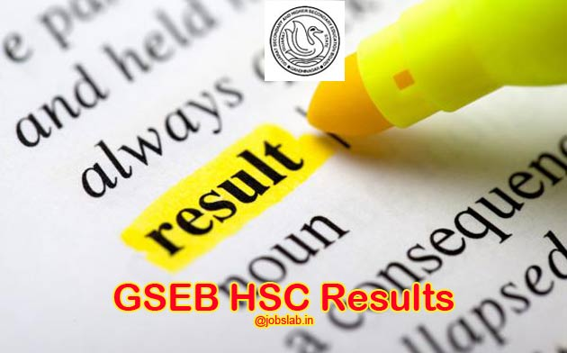 GSEB HSC Result 2017 Check Gujarat Board 12th Result 2017