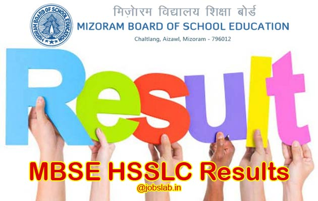 MBSE HSSLC Result 2017 Available Check Mizoram Board 12th Results