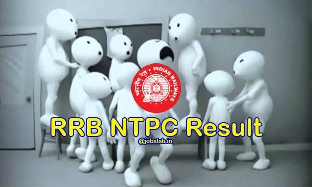 RRB NTPC Result 2019 Available for CEN 01/2019 - Check Online Now